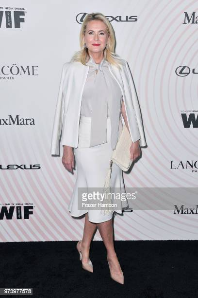 Cornelia Guest attends the Women In Film 2018 Crystal Lucy Awards presented by Max Mara Lancôme and Lexus at The Beverly Hilton Hotel on June 13 2018...