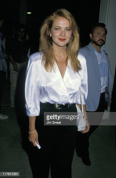 Cornelia Guest during Polo Matches At The Los Angeles Equestrian Center at Los Angeles Equestrian Center in Los Angeles California United States