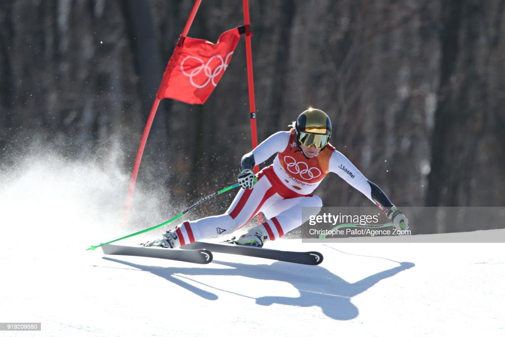 Alpine Skiing - Winter Olympics Day 8