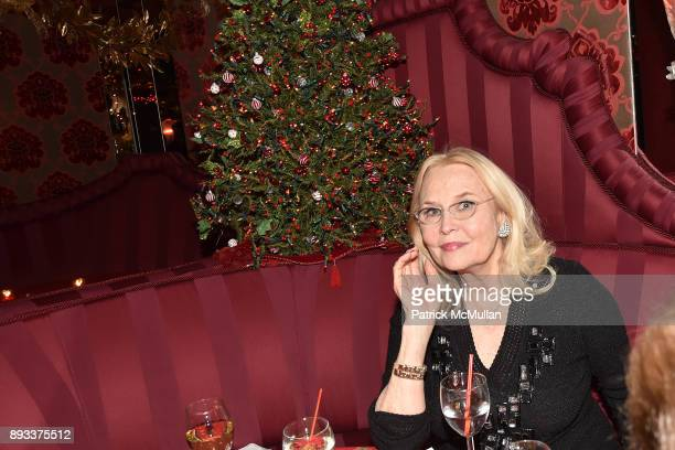 Cornelia Sharpe Bregman attends A Christmas Cheer Holiday Party 2017 Hosted by George Farias Anne and Jay McInerney at The Doubles Club on December...