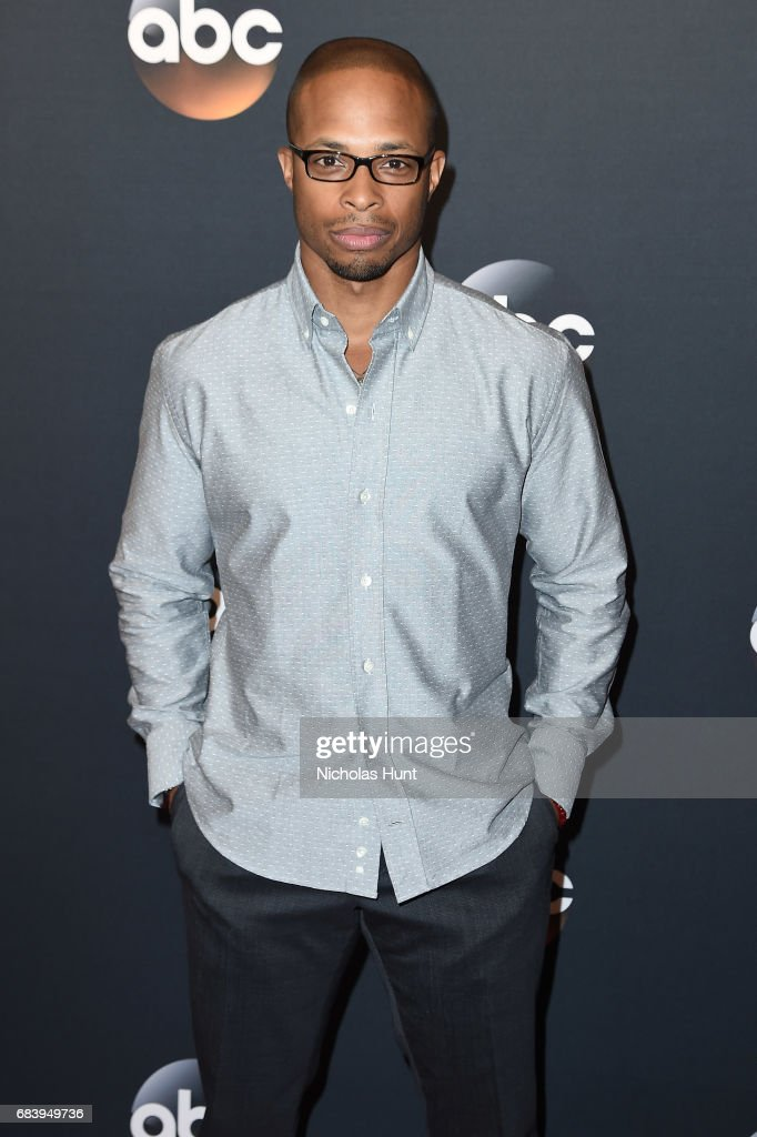 Cornelius Smith Jr. attends the 2017 ABC Upfront on May 16, 2017 in New York City.