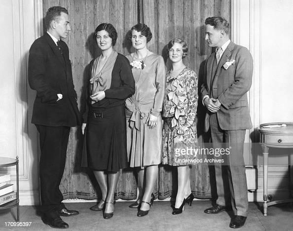 Cornelius Vanderbilt, Jr. and novelist F. Scott Fitzgerald ... Cornelius Vanderbilt Wife