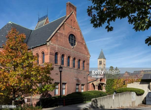Cornell University buildings