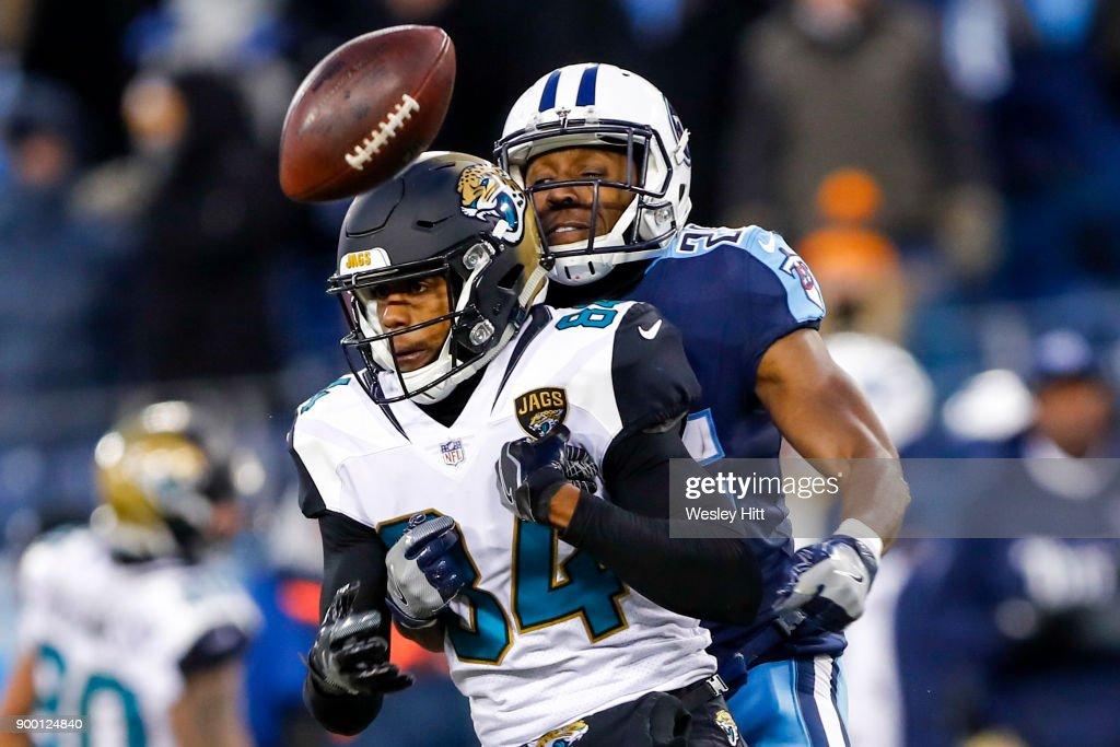 Jacksonville Jaguars vTennessee Titans