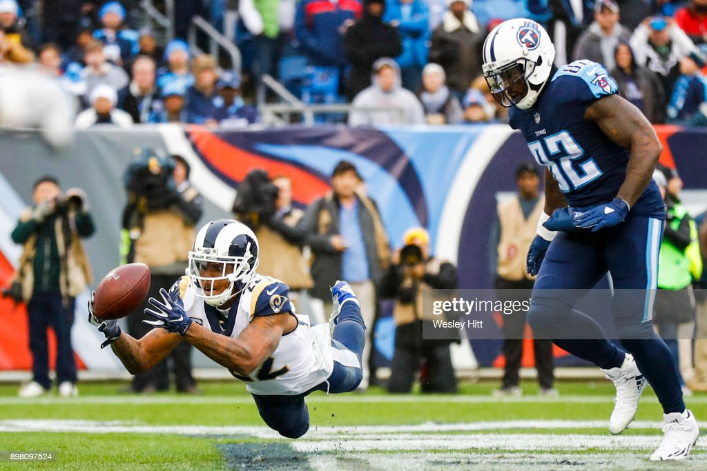 Los Angeles Rams v Tennessee Titan : News Photo