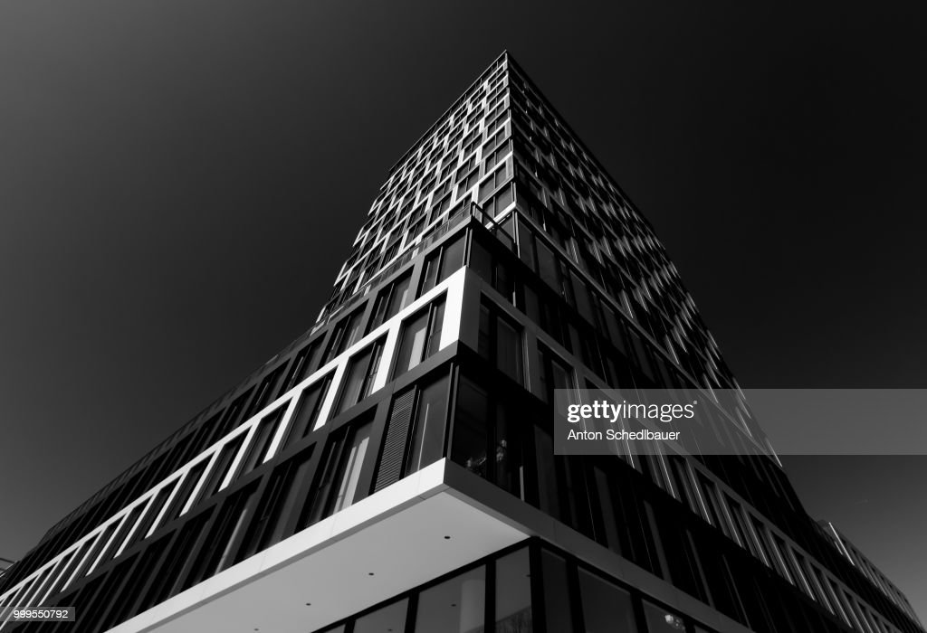 corner office : Stock Photo
