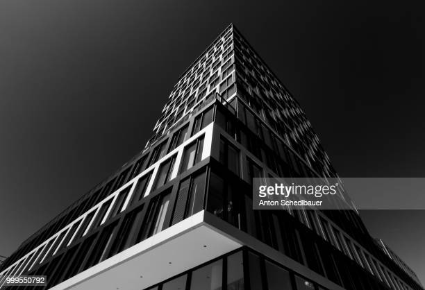 corner office - anton schedlbauer stock pictures, royalty-free photos & images