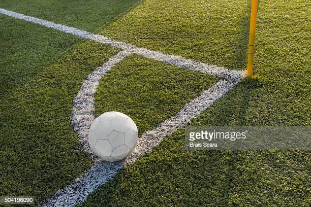 corner - club de football photos et images de collection