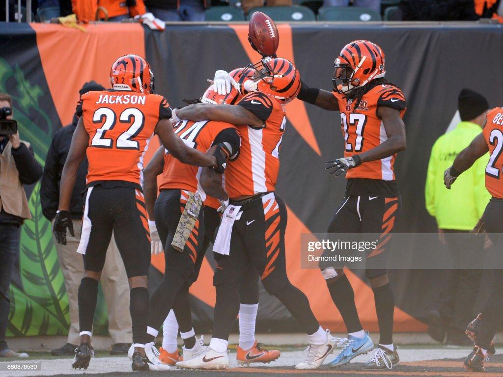 Cleveland Browns V Cincinnati Bengals News Photo