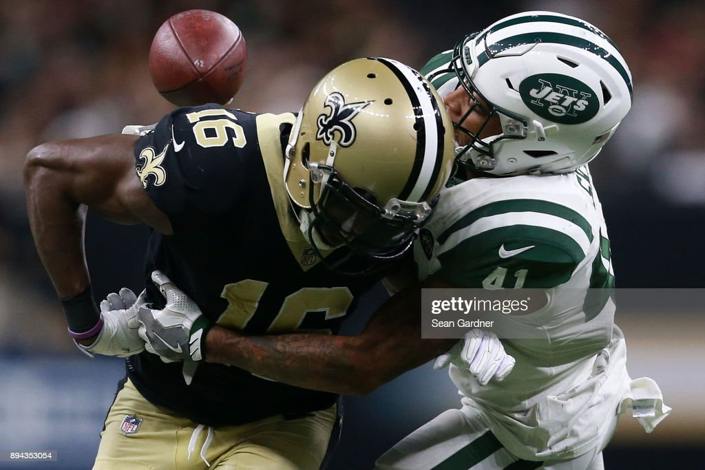 New York Jets v New Orleans Saints