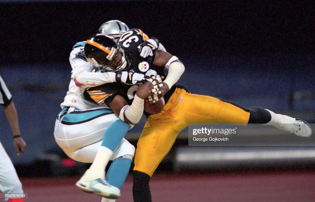 Carolina Panthers v Pittsburgh Steelers : News Photo