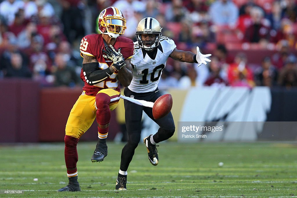 New Orleans Saints v Washington Redskins