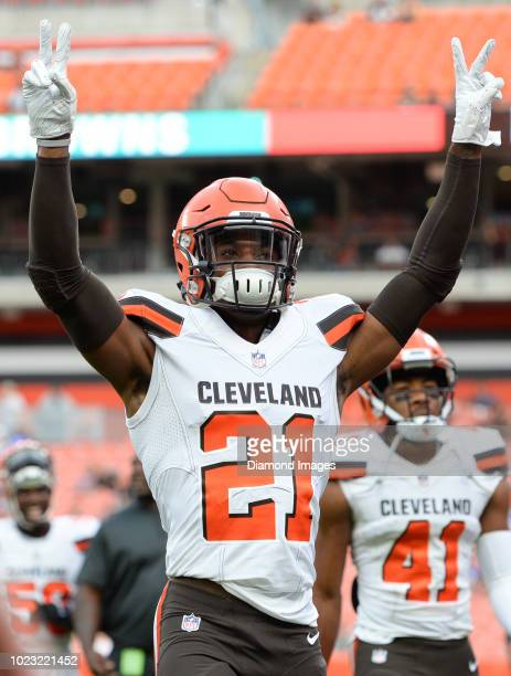 Denzel Ward Stock Photos And Pictures Getty Images
