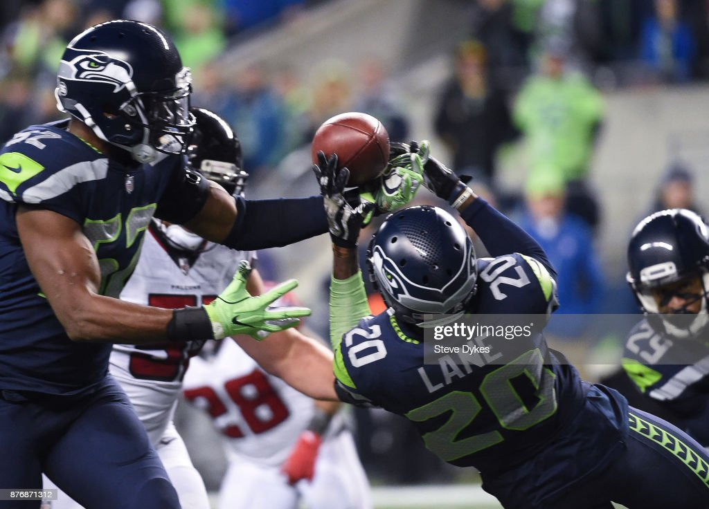 Atlanta Falcons v Seattle Seahawks