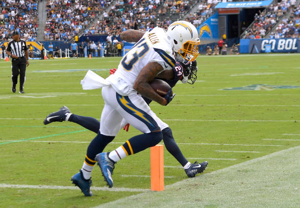 CA: Houston Texans vLos Angeles Chargers