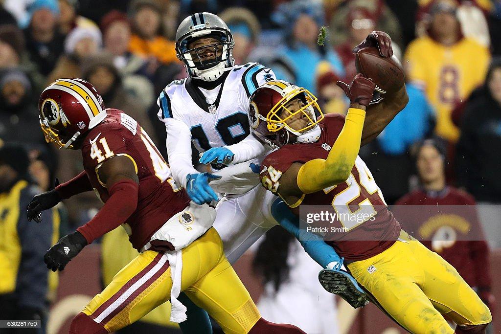 Carolina Panthers v Washington Redskins
