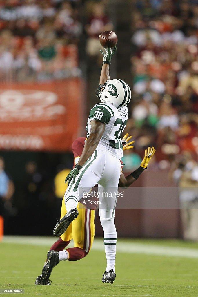 New York Jets v Washington Redskins : News Photo