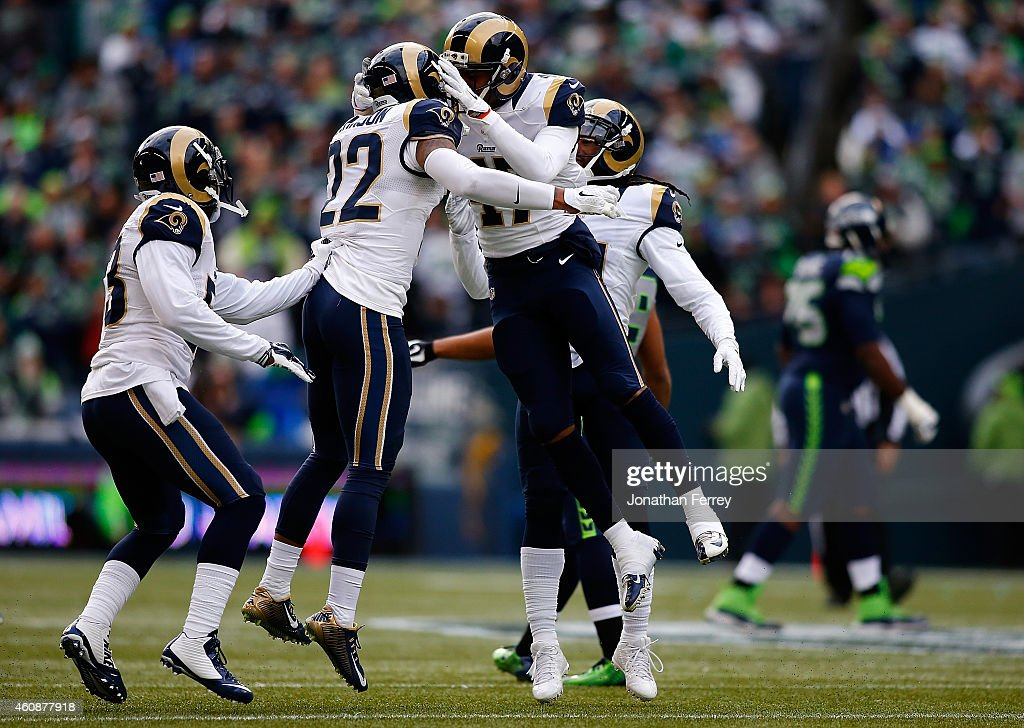 St Louis Rams v Seattle Seahawks