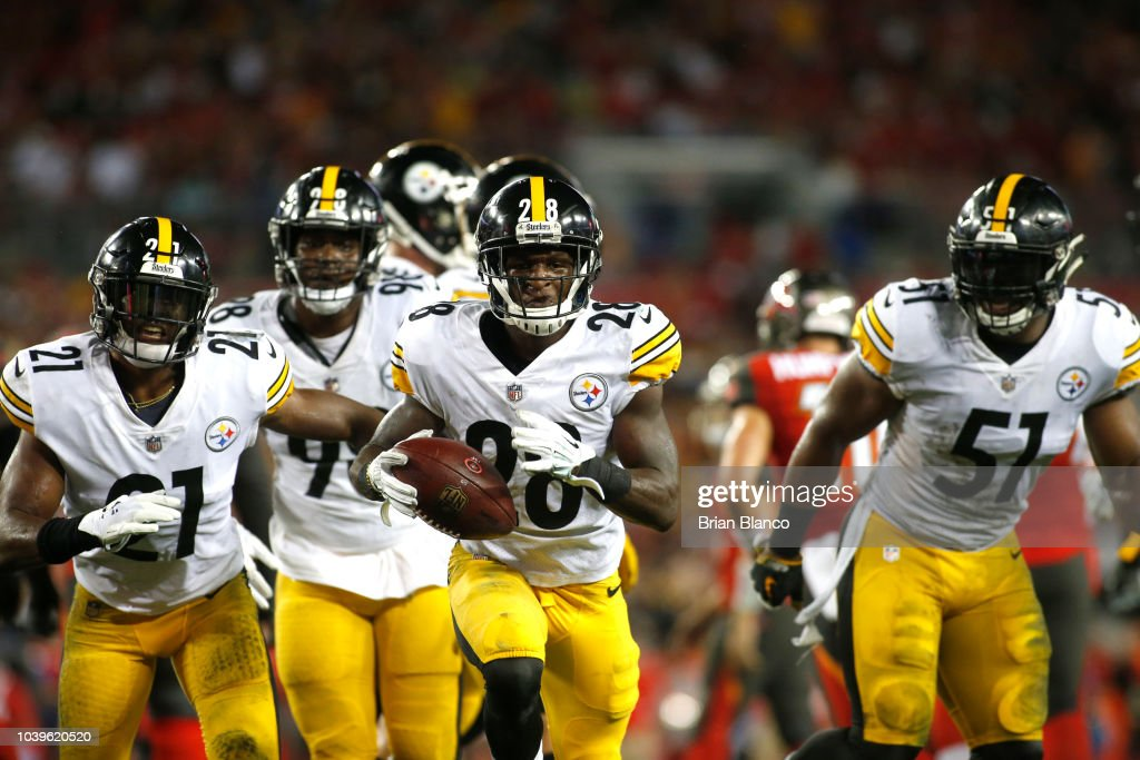 Pittsburgh Steelers v Tampa Bay Buccaneers : News Photo