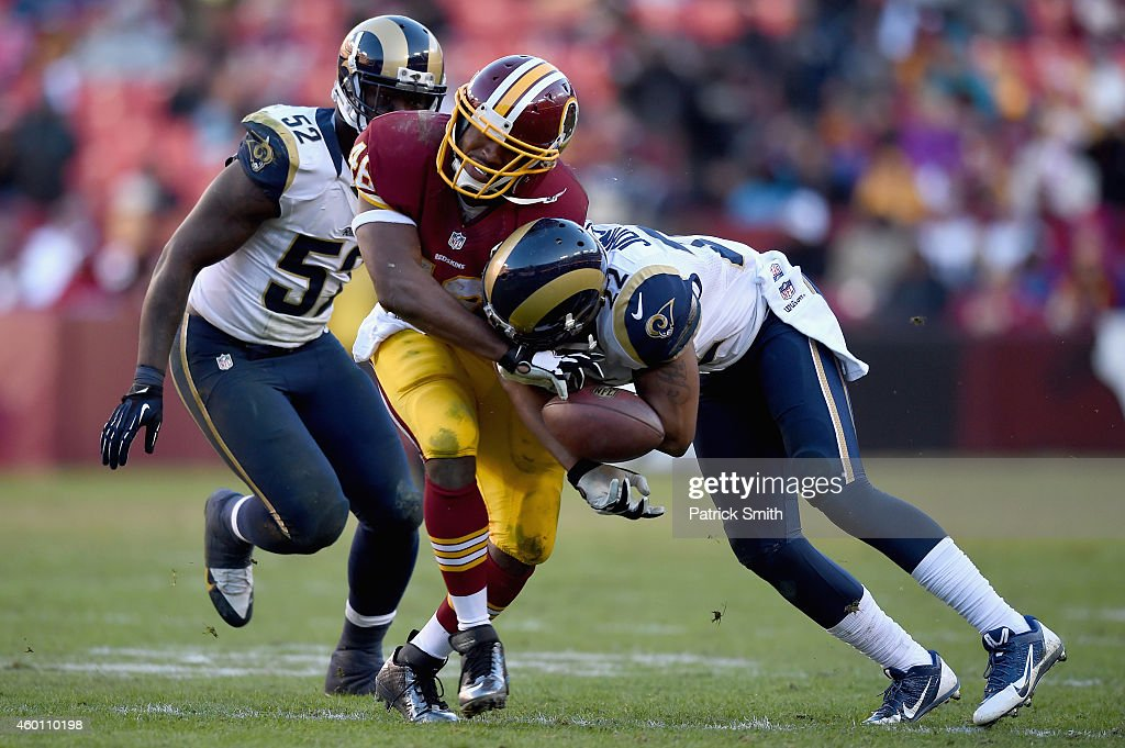 St Louis Rams v Washington Redskins