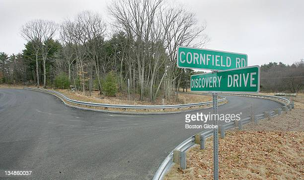 Cornfield Road meets Discovery Drive in Grafton Science Park where Tufts University plans to build a New England Regional Biosafety Laboratory The...