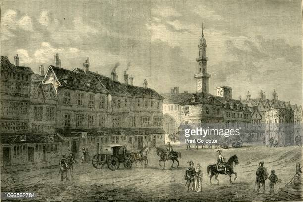 Cornhill in 1630' Cornhill a street in the City of London is the area where London's financial importance as a financial centre originated Between 80...