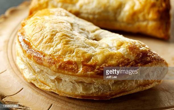cornish pasty - cornish pasty stock-fotos und bilder
