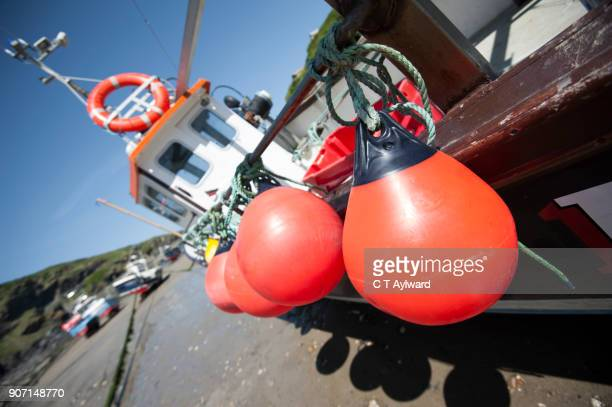 Cornwall Fishing Boat