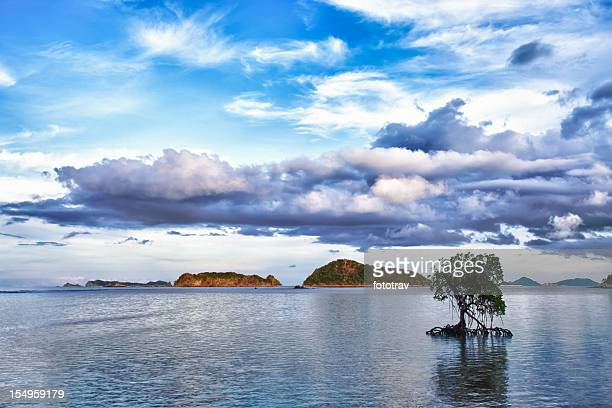 Coron lanscape, isole Palawan, Filippine