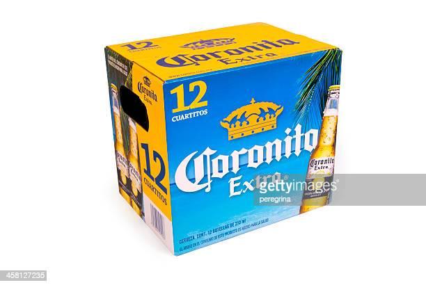 Corona Bier Box von zwölf
