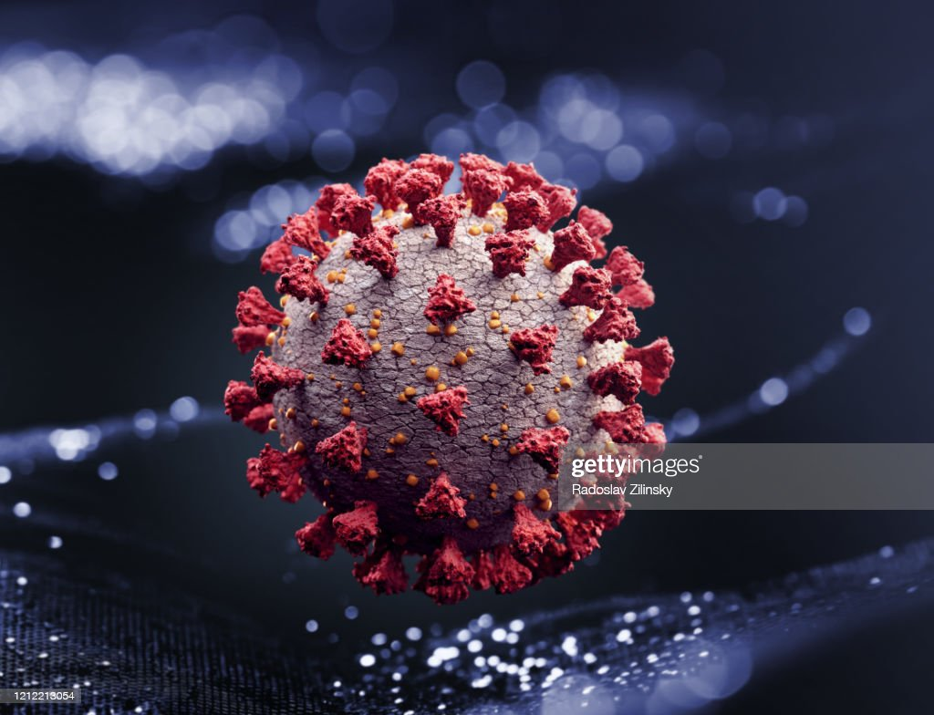 Corona virus : Stock Photo