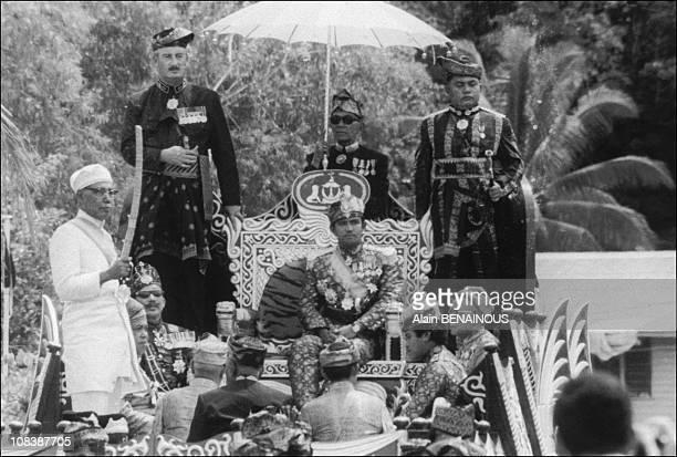 Coronation in 1967 in Brunei Darussalam on October 01 1992