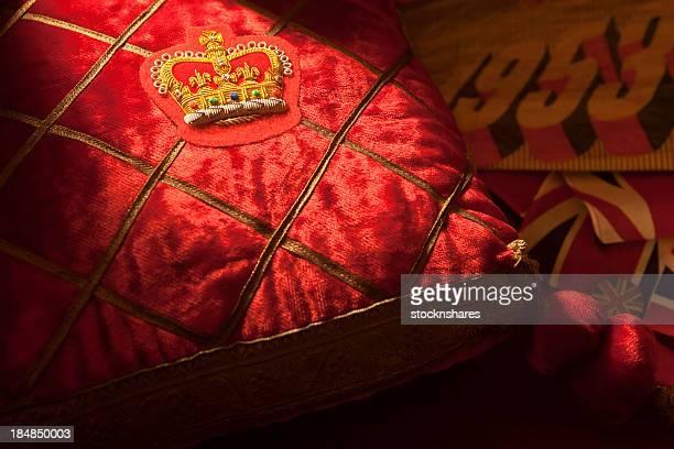 Coronación de Isabel II, 1953 con cama Queen