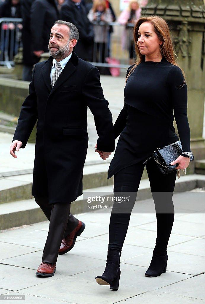 Funeral Of Coronation Street Scriptwriter Tony Warren