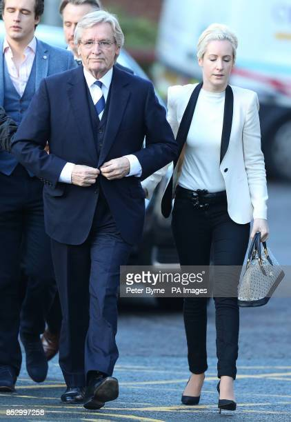 Coronation Street actor William Roache arrives at Preston Crown Court with daughter Verity where he denies two counts of raping a 15yearold girl in...