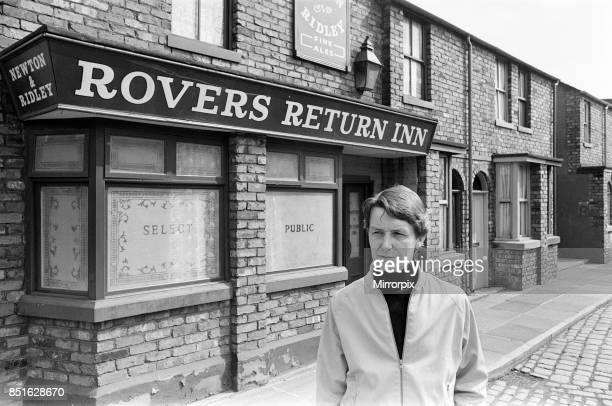 Coronation Street creator and screenwriter Tony Warren 4th June 1980