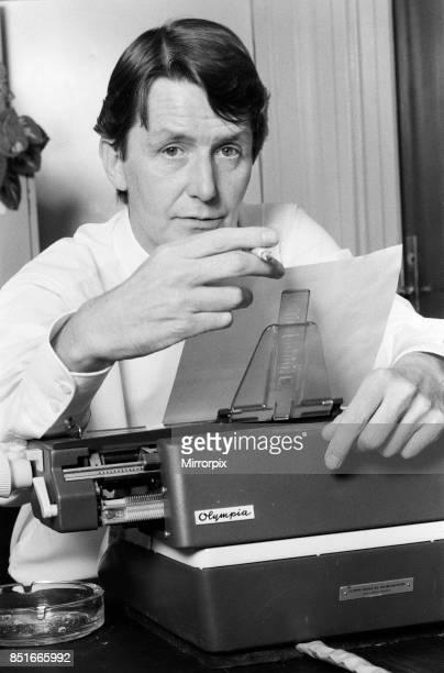 Coronation Street creator and screenwriter Tony Warren June 1980