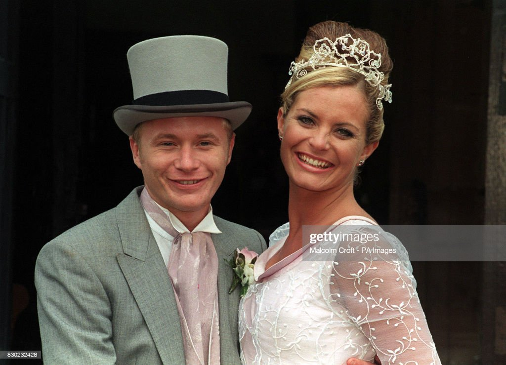 Coronation Street Wedding