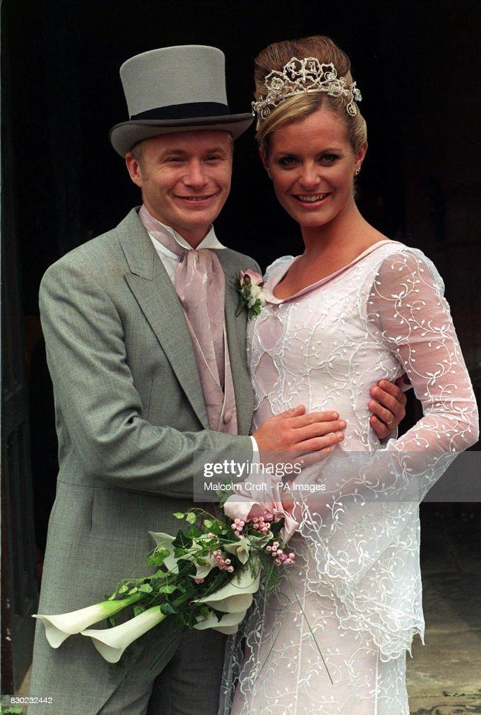 Coronation Street S Maxine Tracy Shaw With Her On Screen Partner Ashley Steve