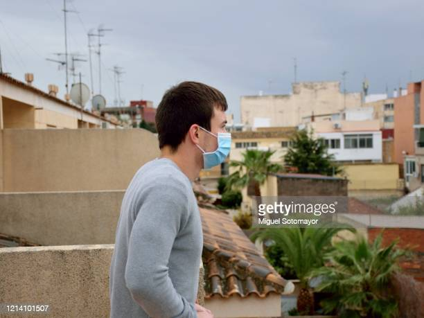 coronavirus at home - valencia spain stock pictures, royalty-free photos & images
