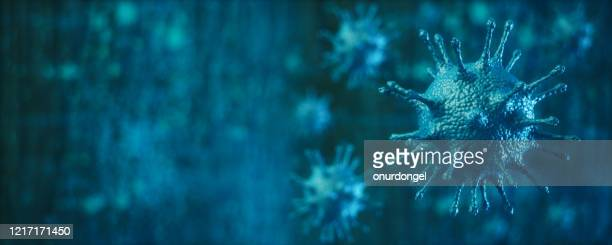 coronavirus cells background - microbiology stock pictures, royalty-free photos & images