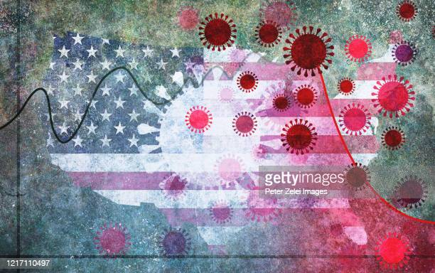 coronavirus covid-19 economic impact in the states - american culture stock pictures, royalty-free photos & images