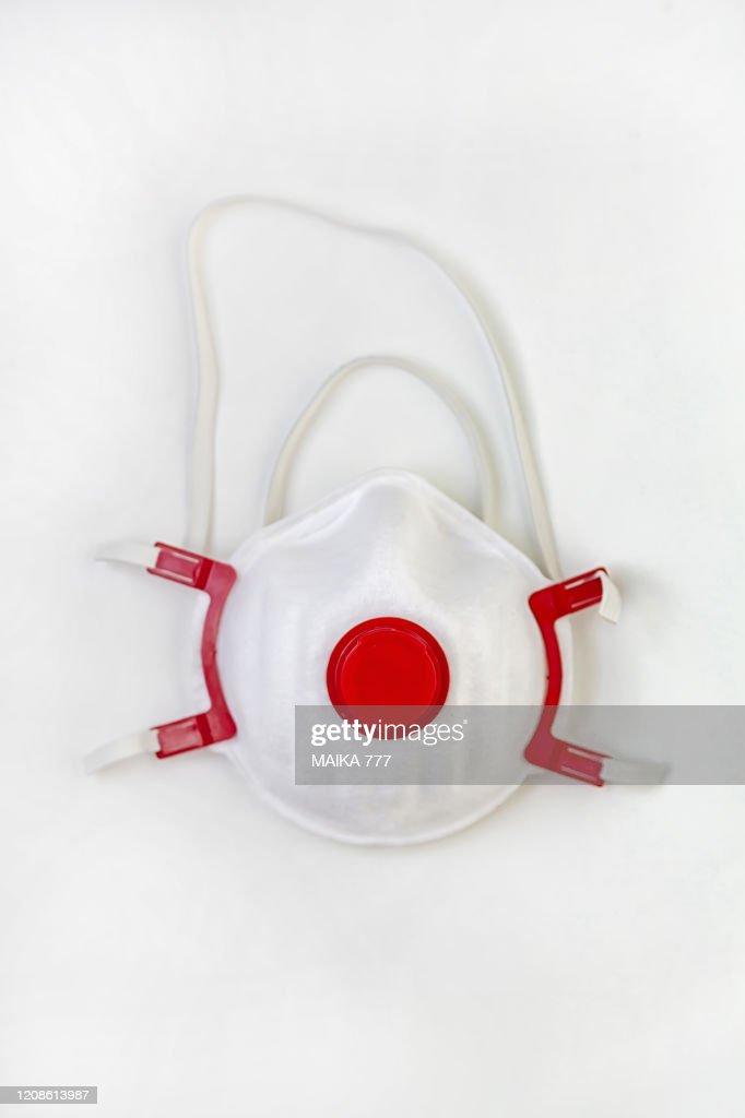 face mask virus ffp3