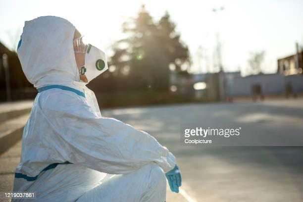 coronavirus. epidemic outbreak - coronavirus doctor stock pictures, royalty-free photos & images