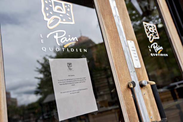 VA: Bakery Chain Le Pain Quotidien's U.S. Arm Files Bankruptcy