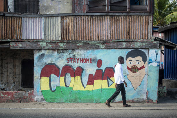 GHA: General Economy In Ghana's Capital Amid African Bond Rally Miss