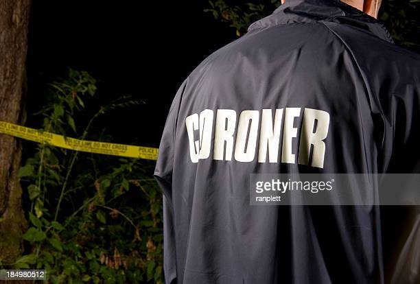 csi: coroner - serial killings stock pictures, royalty-free photos & images
