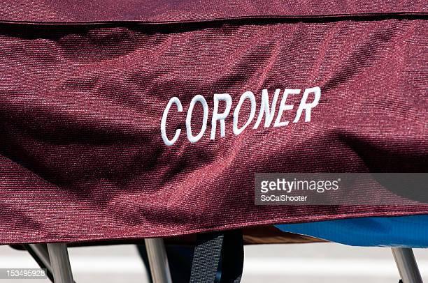 coronerbodycover - 検死官 ストックフォトと画像