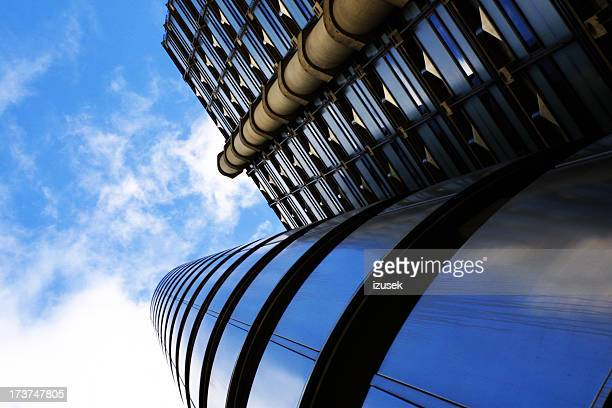 corporate building - izusek stock photos and pictures