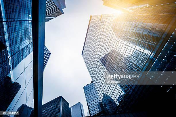 corporate Gebäude von hong kong